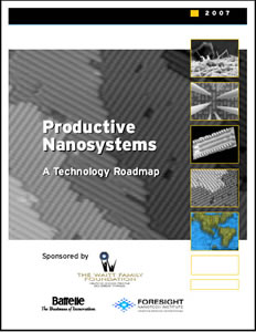 Productive Nanosystems cover